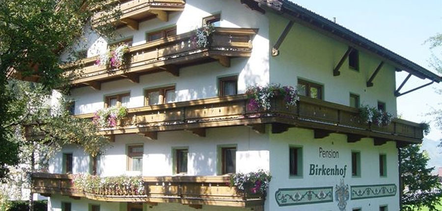 Mayrhofen Summer Houses, Mayrhofen, Austria - exterior.jpg